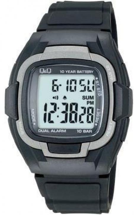Чоловічий годинник Q&Q MA15J102Y