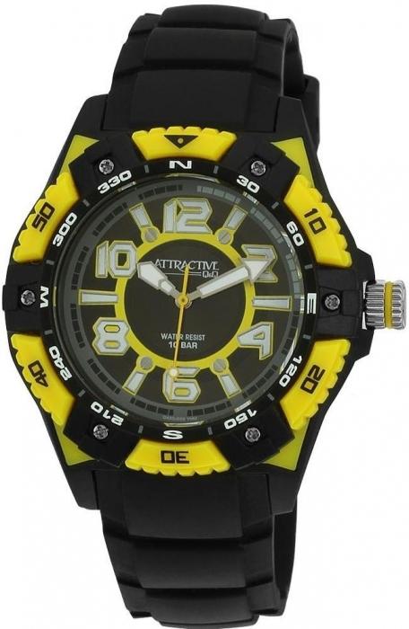 Мужские часы Q&Q DA50J002Y