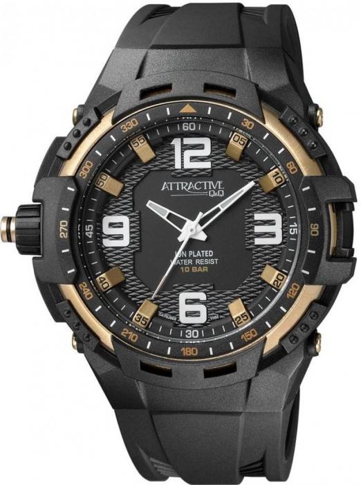 Мужские часы Q&Q DA70J002Y