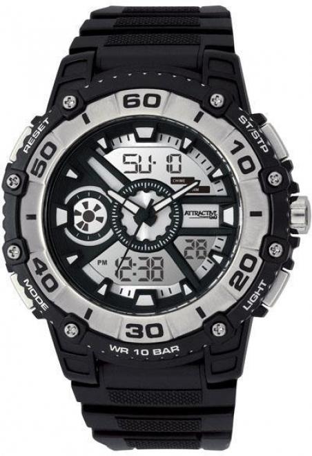 Мужские часы Q&Q DE10J301Y