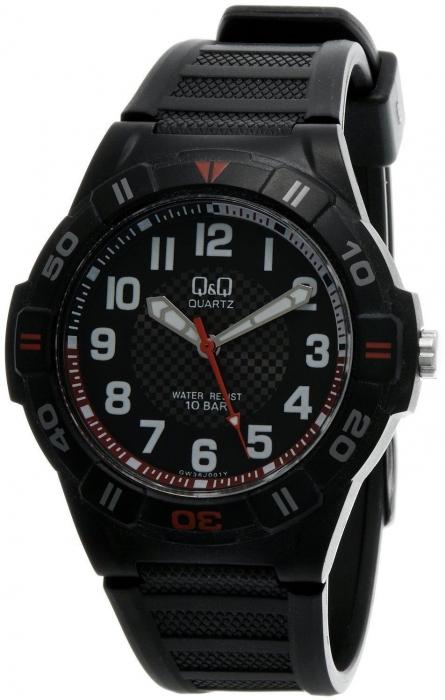 Мужские часы Q&Q GW36J001Y