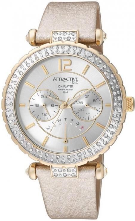 Женские часы Q&Q DA79J101Y