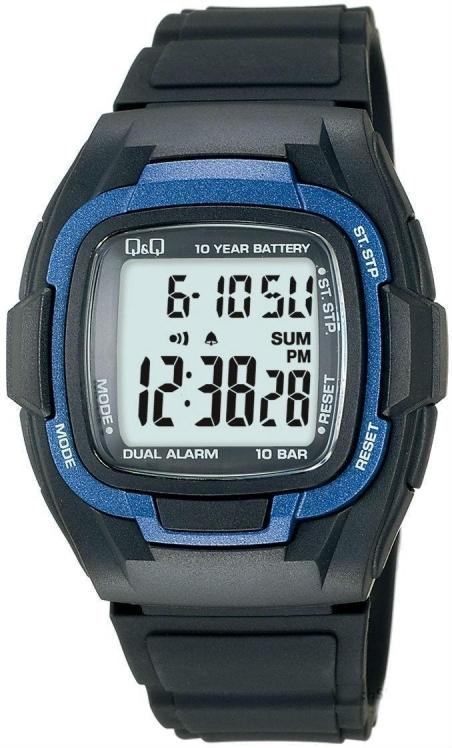 Чоловічий годинник Q&Q MA15J103Y