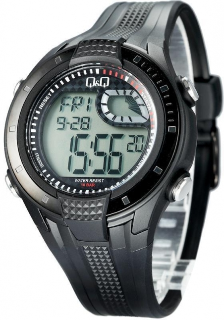 Чоловічий годинник Q&Q M040J002Y