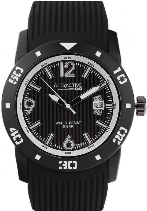 Мужские часы Q&Q DB02J002Y