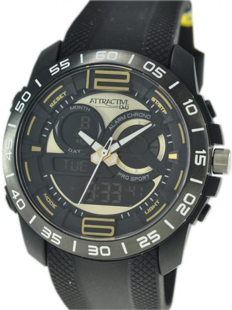 Мужские часы Q&Q DE11J502Y