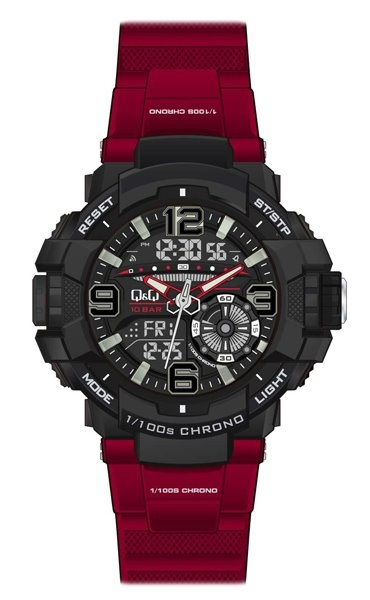 Мужские часы Q&Q GW86J800Y