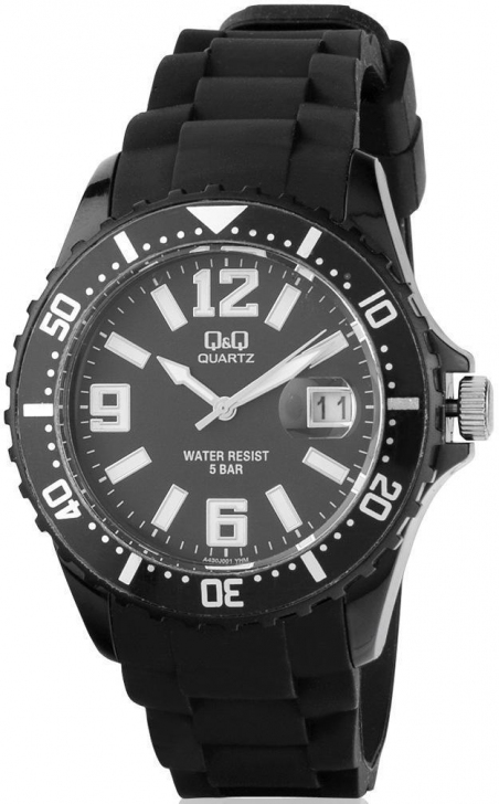Унисекс часы Q&Q A430J001Y