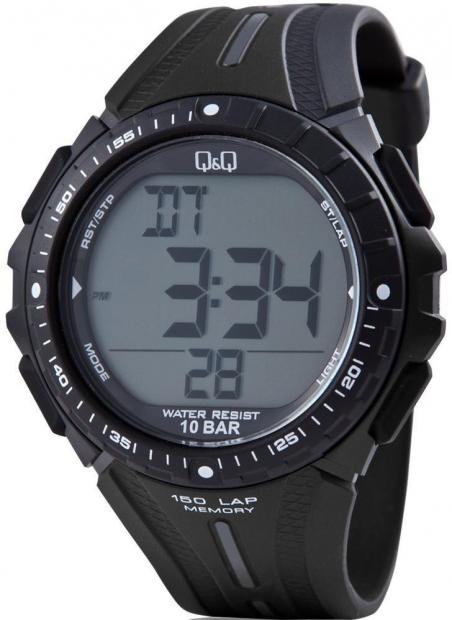 Чоловічий годинник Q&Q M102J001Y
