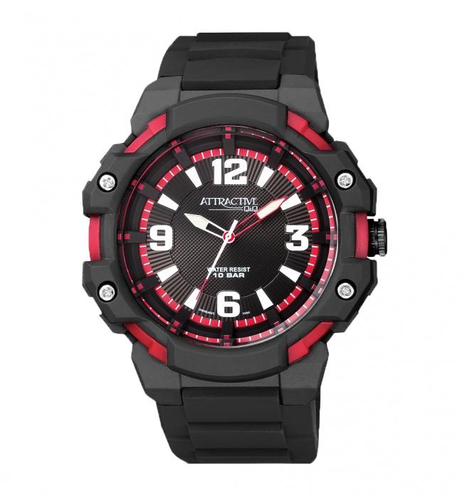 Мужские часы Q&Q DG06J001Y