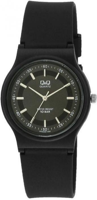 Унисекс часы Q&Q VP46J027Y